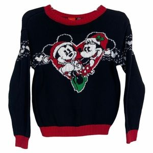 Disney Youth Christmas Sweater